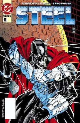 Steel (1994-) #9