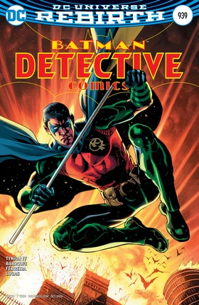 Detective Comics (2016-) #939