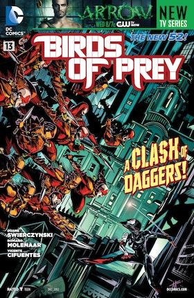 Birds of Prey (2011-) #13