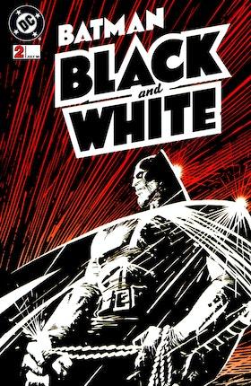 Batman: Black & White (1996-) #2