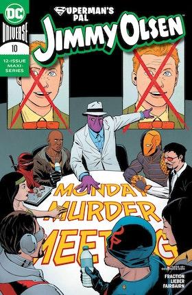 Superman's Pal Jimmy Olsen (2019-2020) #10