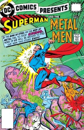 DC Comics Presents (1978-) #4