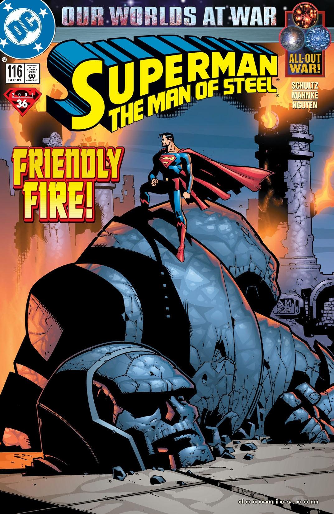 Our Worlds at War comics YOU CHOOSE DC Batman Superman Wonder Woman