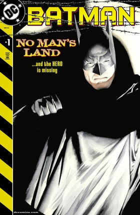 Batman: No Man's Land (Standard) #1