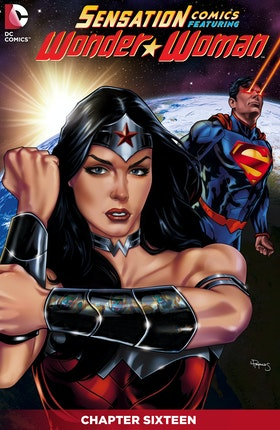 Sensation Comics Featuring Wonder Woman #16