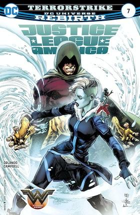Justice League of America (2017-) #7