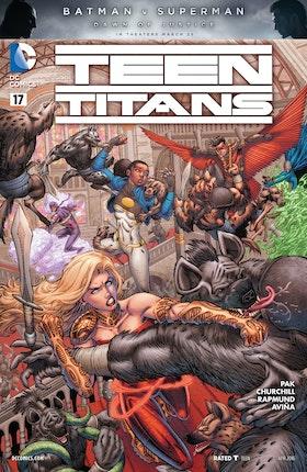 Teen Titans (2014-) #17