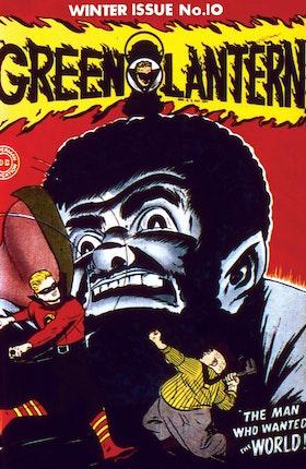Green Lantern (1941-) #10