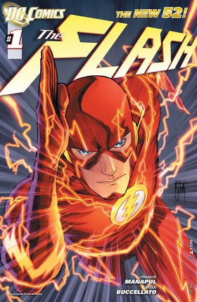 Flash (2011-) #1