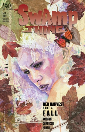 Swamp Thing (2000-) #14