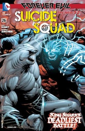 Suicide Squad (2011-) #26