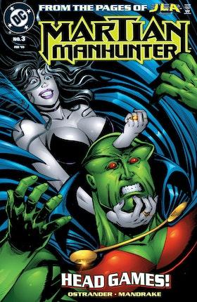 Martian Manhunter (1998-) #3