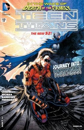 Teen Titans (2011-) #17