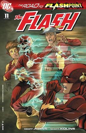 Flash (2010-) #11