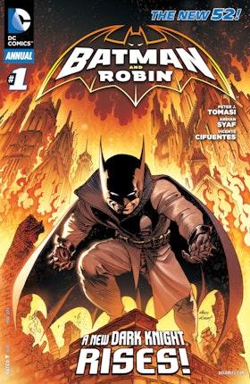 Batman and Robin Annual (2013-) #1