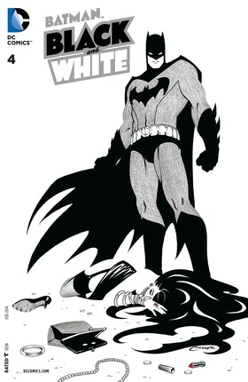 Batman Black and White (2013-) #4