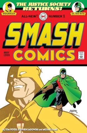 Smash Comics #1