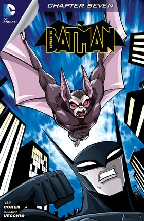 Beware The Batman #7