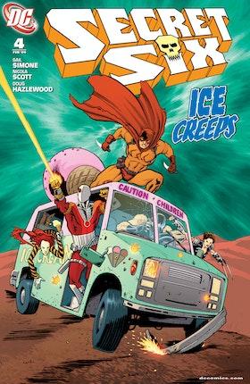 Secret Six (2008-) #4