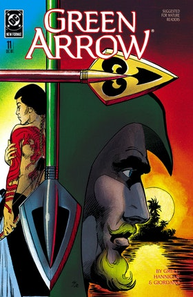Green Arrow (1987-) #11
