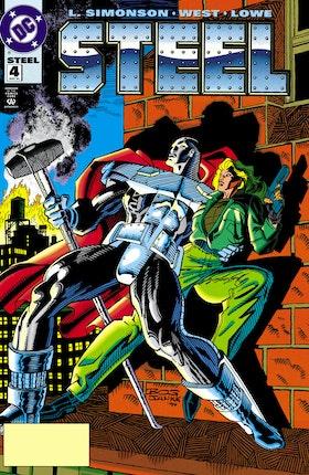Steel (1994-) #4