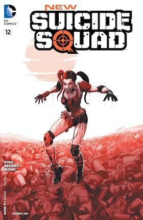 New Suicide Squad #12