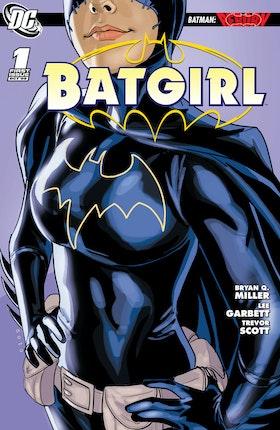 Batgirl (2009-) #1