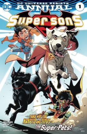 Super Sons Annual (2017-) #1