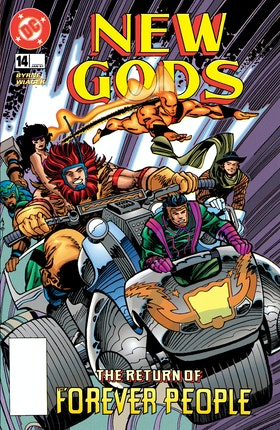 New Gods (1995-) #14
