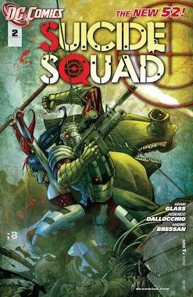 Suicide Squad (2011-) #2