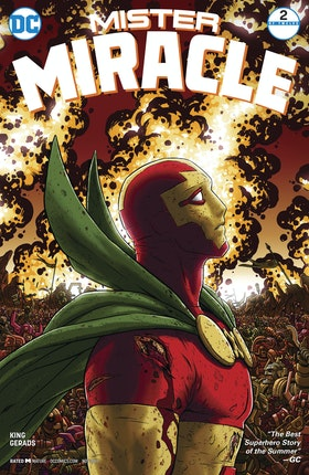 Mister Miracle (2017-) #2