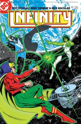 Infinity, Inc. (1984-) #9