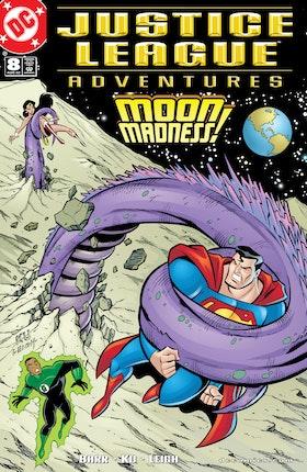 Justice League Adventures #8
