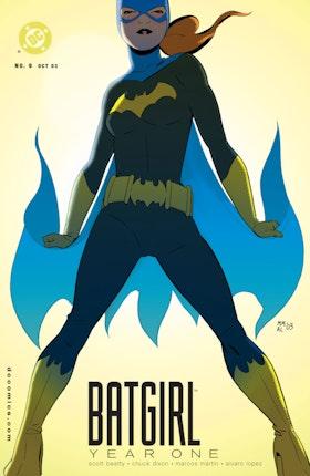 Batgirl Year One #9