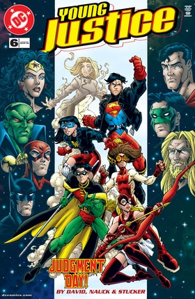 Young Justice (1998-) #6