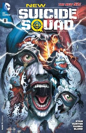 New Suicide Squad #8