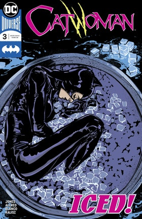 Catwoman (2018-) #3