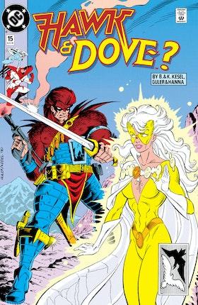 Hawk & Dove (1989-) #15