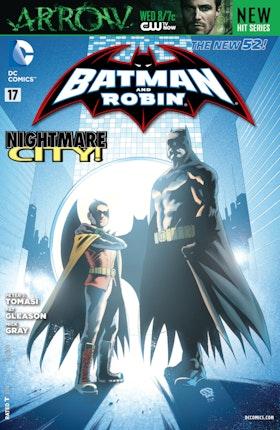 Batman and Robin (2011-) #17