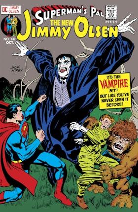 Superman's Pal, Jimmy Olsen #142