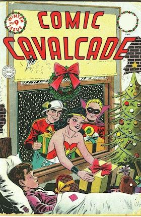Comic Cavalcade #9