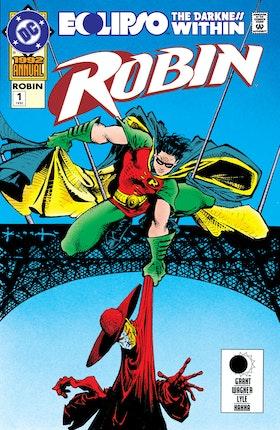 Robin Annual (1992-) #1