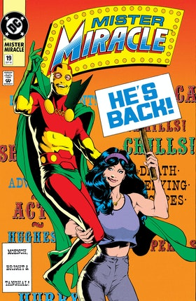 Mister Miracle (1988-) #19