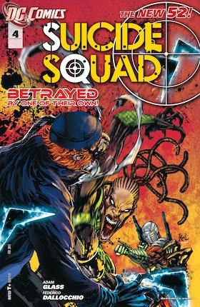 Suicide Squad (2011-) #4