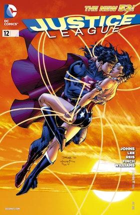 Justice League (2011-) #12