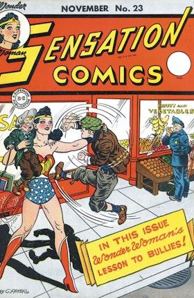 Sensation Comics #23