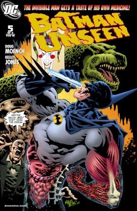 Batman: Unseen #5