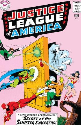 Justice League of America (1960-) #2
