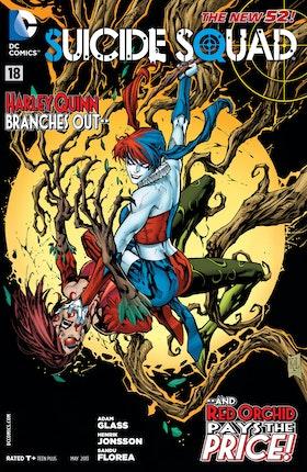 Suicide Squad (2011-) #18