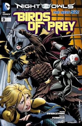 Birds of Prey (2011-) #9